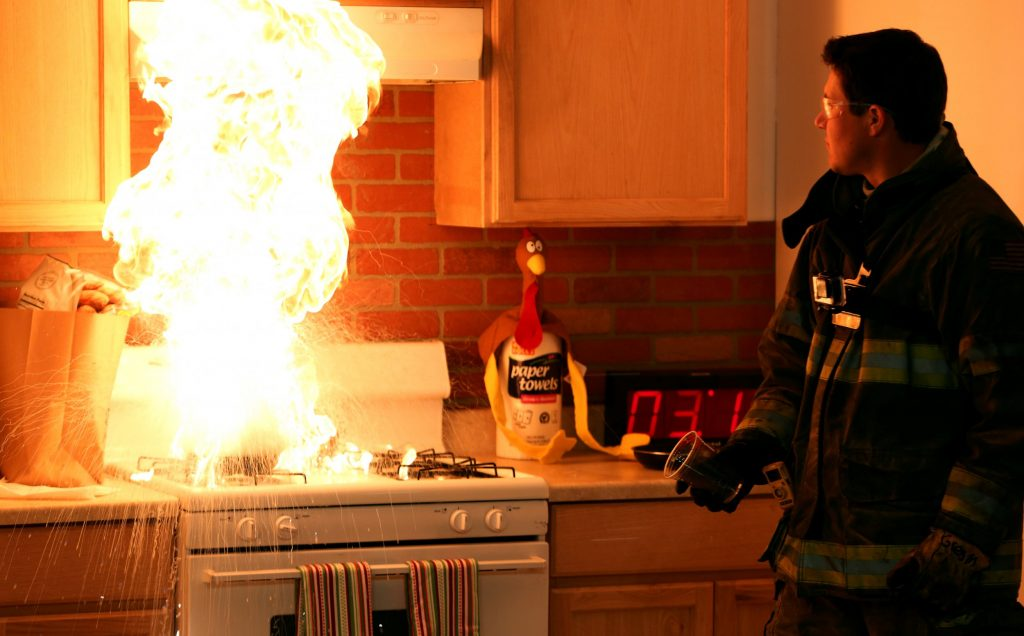most common causes of house fires