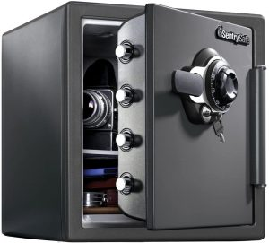top rated fireproof safes